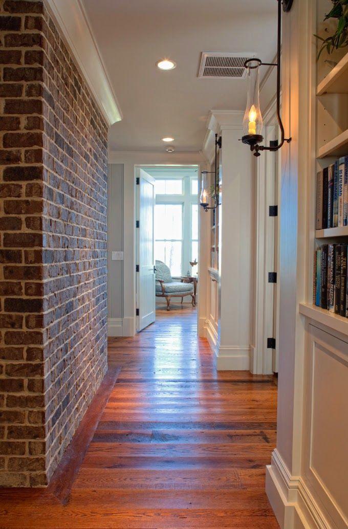17 best ideas about interior brick walls on pinterest for Interior brick veneer walls