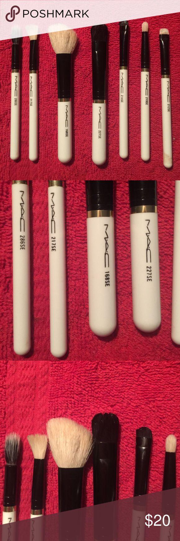 Mac 168 Large Angled Contour Brush: 1000+ Ideas About Mac Makeup Brushes On Pinterest