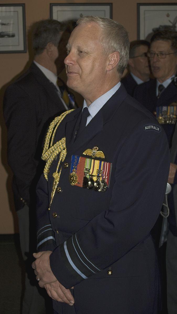 Air Marshal Mark Binskin AC