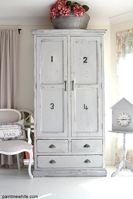 152 best armoire images on pinterest home ideas credenzas and antique armoire - Simple ways of revamping your old sofa ...