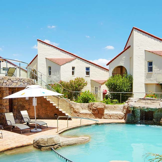 Sunshine - Vacation - Poolside - Relaxation - Port Owen Marina   What more could you wish for?