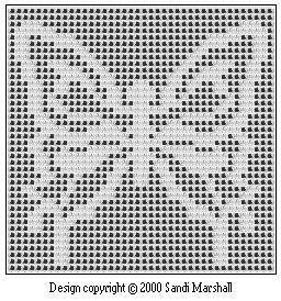 Free Crochet Patterns To Print | ... Free Chart - Printer-friendly page for chart and pattern instructions