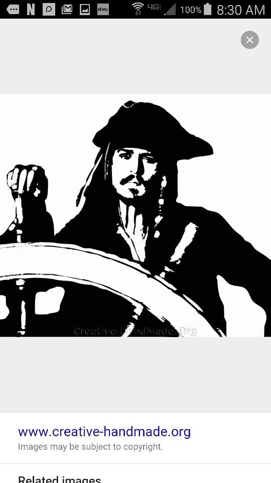 Jack Sparrow | to try | Stencil art, Stencils, Art
