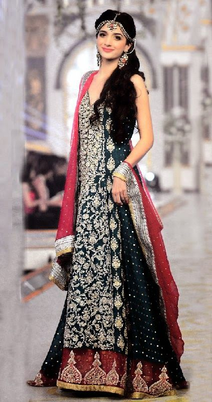 Be prepared for the largest collection looked-for comfort winter collection for Bridals. All designers has recently launched their Bridal Wears collection 2014-2015 for the winter season.