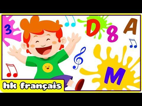 Apprendre le Français avec Brainy Baby | L'Alphabet, Les Chiffres et Plus | HooplaKidz Français - YouTube