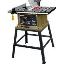 Rockwell Table Saw with Leg Stand