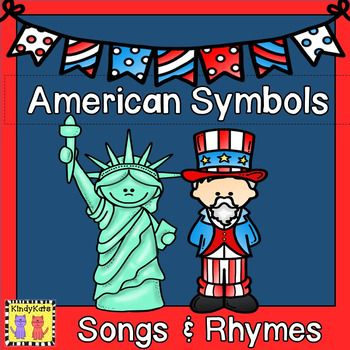 Help youngsters recognize American symbols and celebrate Veteran's Day, Memorial, Flag Day, and Independence Day with these patriotic circle-time songs. They'll add plenty of pizzazz to this important Social Studies theme! Content includes: •12 Songs in color