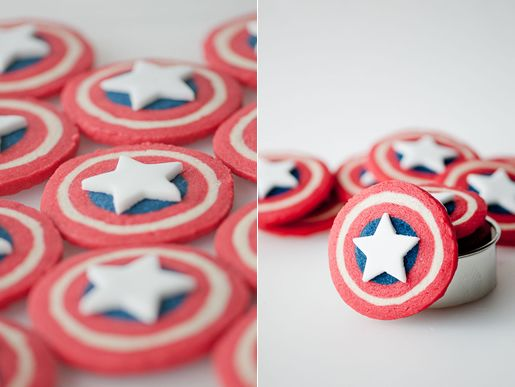 shopping online sport shoes Captin America Cookies Devyn   s  th birthday party   Captain America America and Cookies