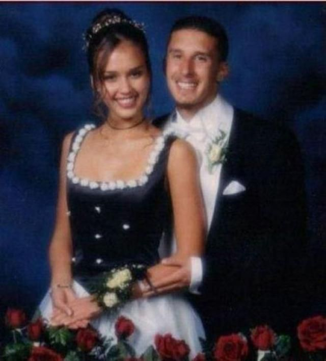 Best Before They Were Famous Images On Pinterest Celebrity - 38 awkward prom photos ever
