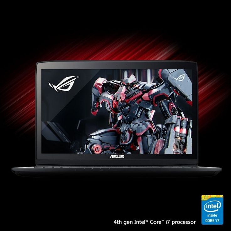 ASUS ROG G751JY-DH71 Intel i7 2.50GHz 24GB Memory 256GB SSD GTX 980M 4GB Laptop
