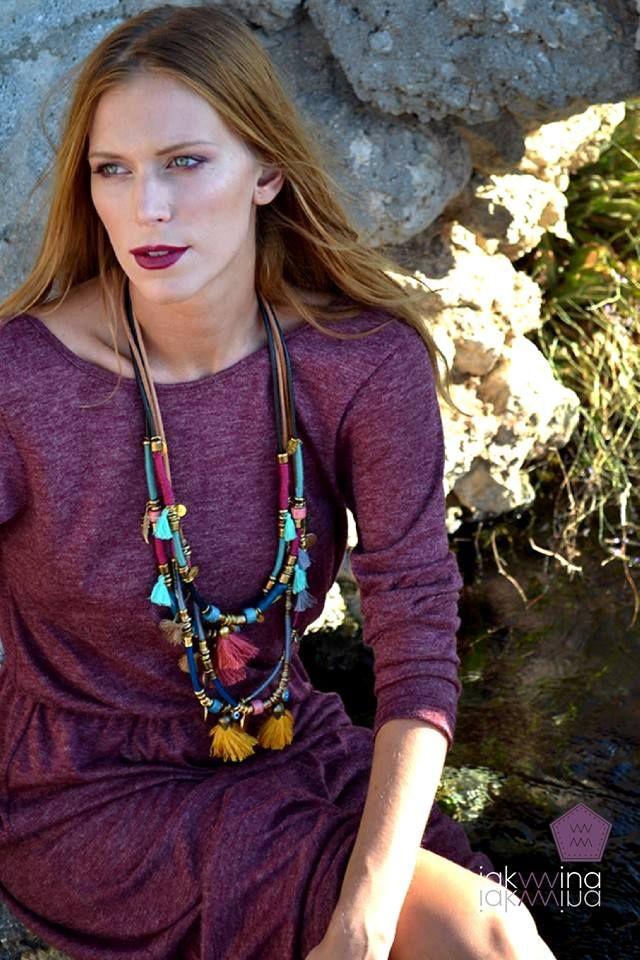 """Lompoul"" handmade Necklaces"