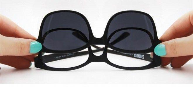 In mare voga: Ramele pentru ochelari CLIP ON! Poti inlocui lentilele de vedere cu cele de soare in 3 secunde!