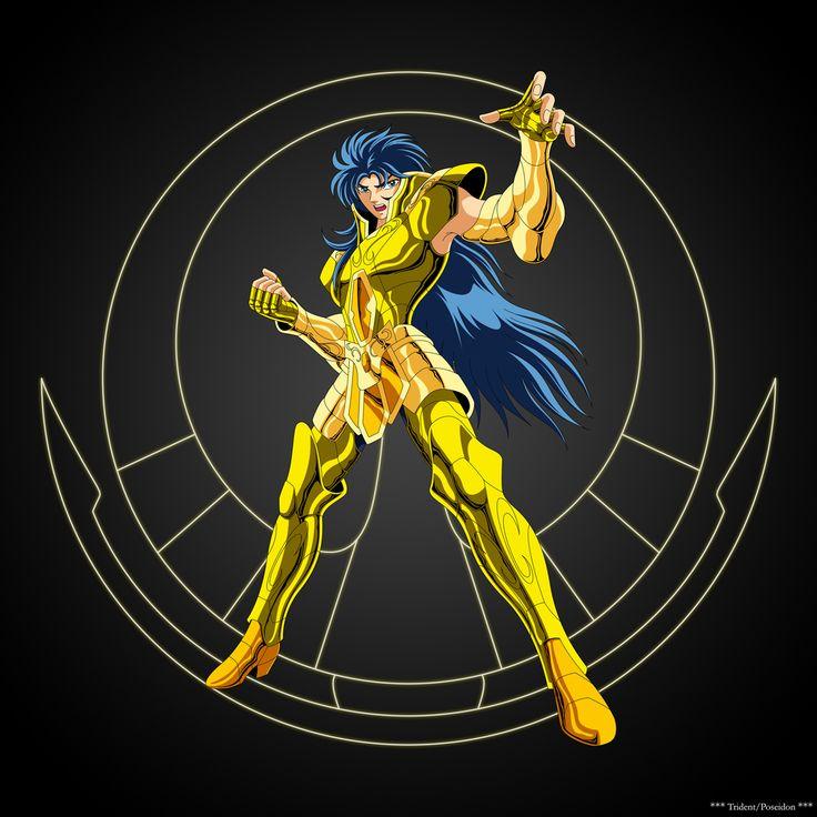 Poseidon anime