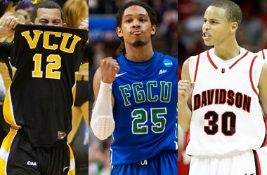 Covers' NCAAB March Madness Betting Bible: Book III - Telltale signs of a Cinderella