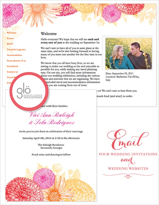 229 best  wedding invites  images on Pinterest Bridal - invitation non formal