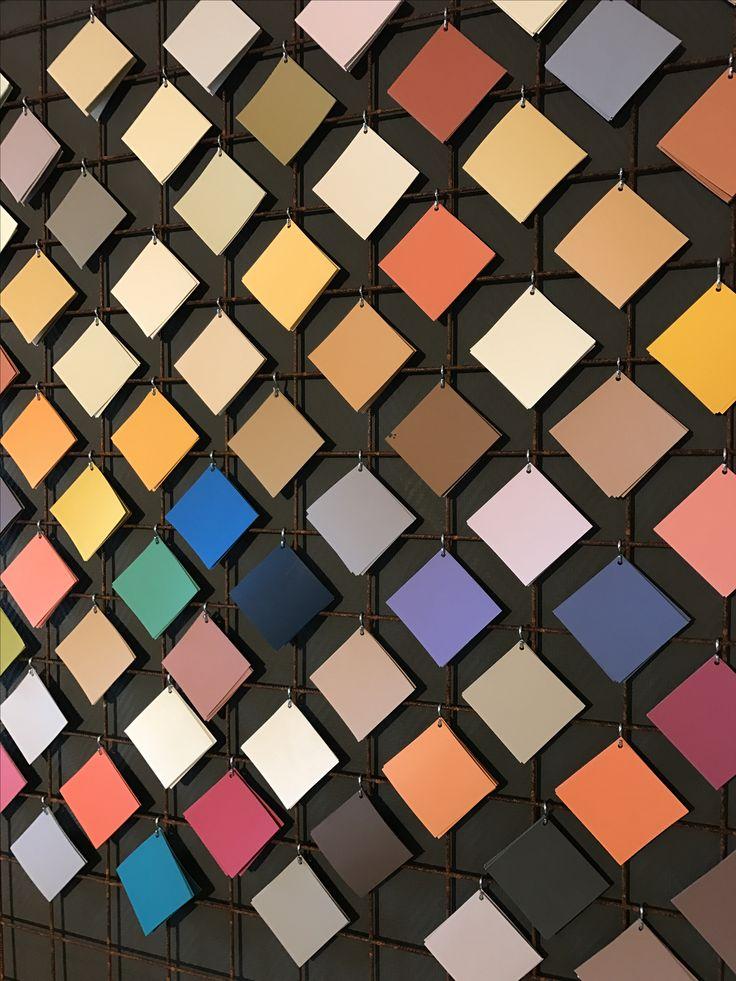 Ecotec natural paints kleuren