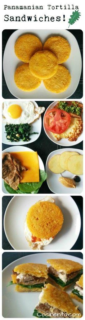 15 best panama food recipes images on pinterest cooking food panamanian tortillas breakfast sandwich panamanianfood panama forumfinder Image collections