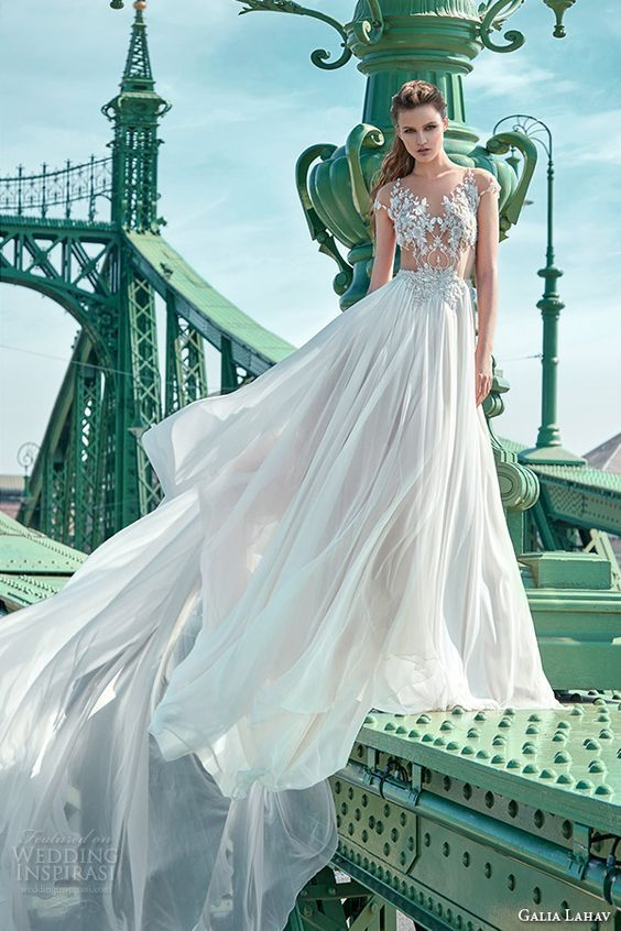 The 372 best Wedding Dress images on Pinterest | Homecoming dresses ...
