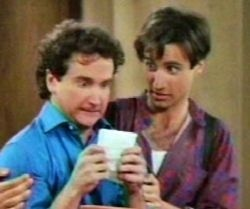 tv shows from the 80s -perfect strangers.  Loved it