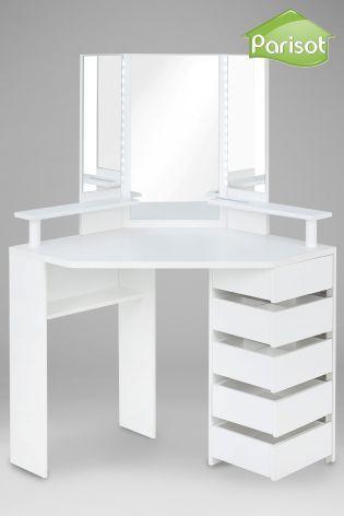 best 25 corner dressing table ideas on pinterest diy. Black Bedroom Furniture Sets. Home Design Ideas