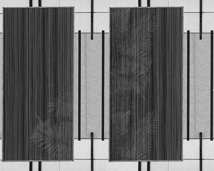 Carta da parati geometrica ROTHSCHILD Collezione Contemporary Wallpaper 2017 by Wall