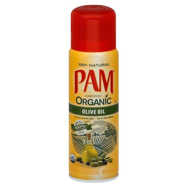 Pam Organic Olive Oil Spray - 5oz