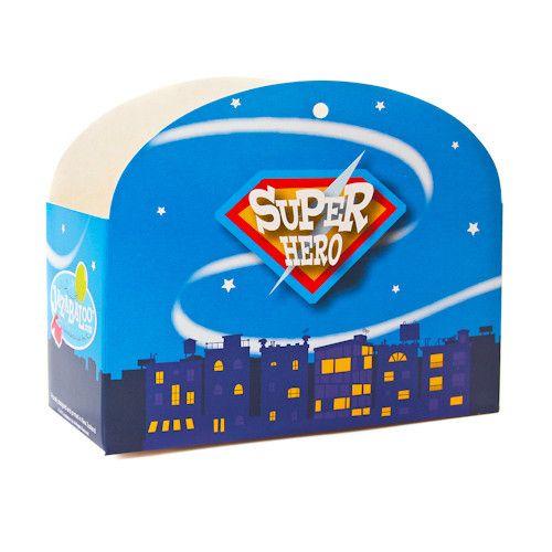 Jazabaloo Treat Cartons - Superhero Fans