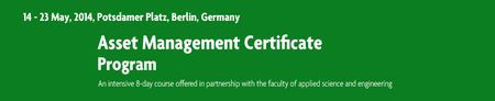 https://thoughtleadershipzen.blogspot.com/ #ThoughtLeadership Asset Management Certificate Program Summary: An intensive 8-day course on physical asset management offered in partnership with the Centre of Maintenance Optimization and Reliability Engineering at the University of Toronto. Date and Time: On May 14 - 23, 2014 at 9:00 am -5:00 pm. Price: 5900 plus applicable taxes Speakers: Dr. Andrew Jardine, Dr. Andreas Weber, Dr. Ali Zuashkiani, Simon Billett Venue: T.A. Cook Seminar Fac...
