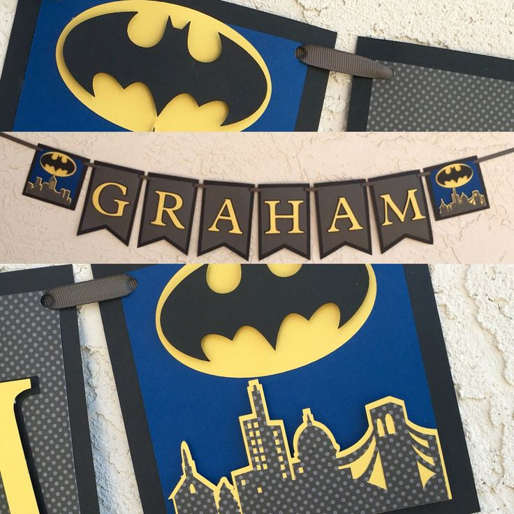 19 best Batman Theme images on Pinterest Cupcake wrappers