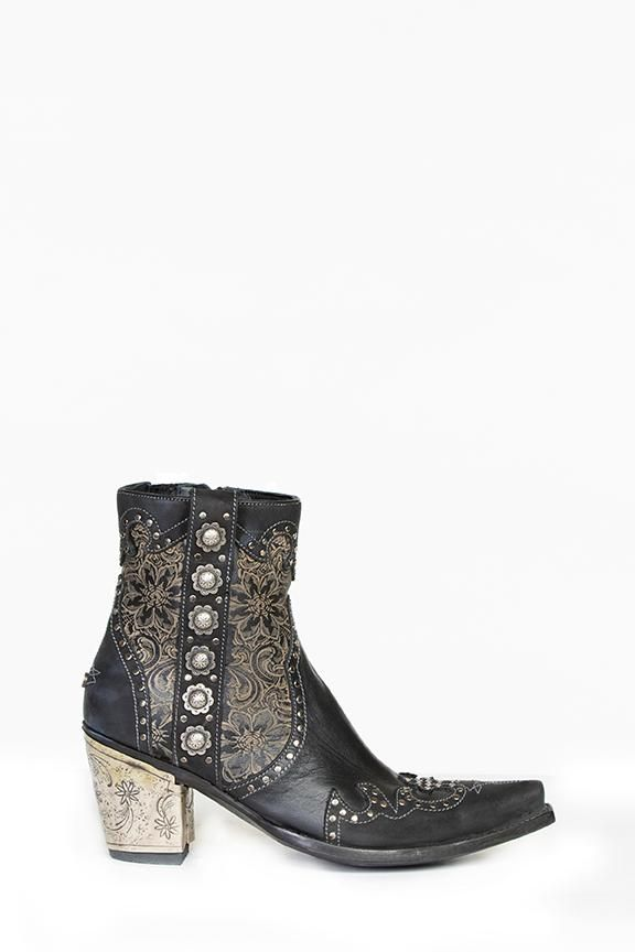 OL SAN ANTONIO ROSE BOOT, my absolute favourite rock boots, from DD Ranchwear!