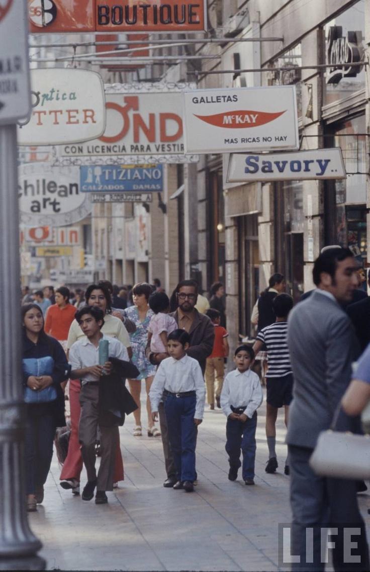 Ahumada en 1973