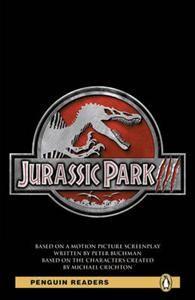 Jurassic Park III  - Ikke lest http://www.adlibris.com/no/product.aspx?isbn=1405881631   Tittel: Jurassic Park III - Forfatter: Scott Ciencin - ISBN: 1405881631 - Vår pris: 60,-