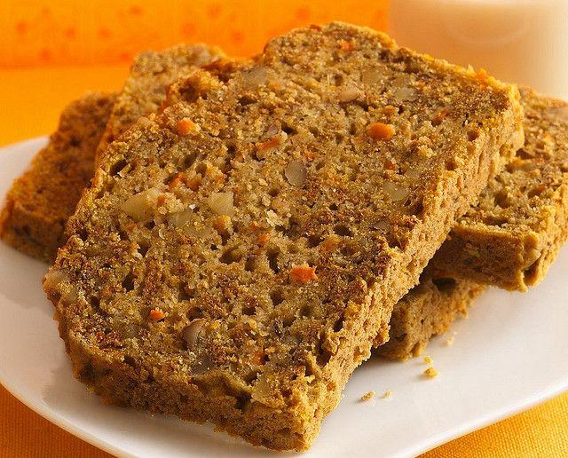 Lemony Carrot-Walnut Bread by Betty Crocker Recipes, via Flickr