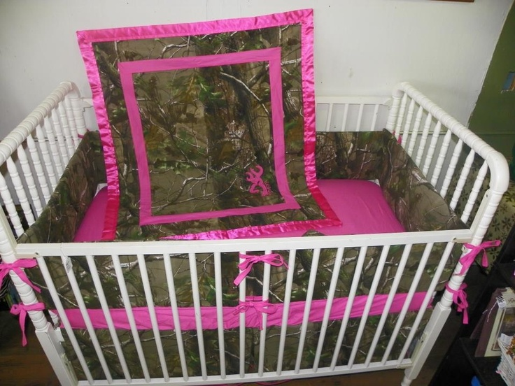 17 Best Images About Baby Camo Bedding On Pinterest
