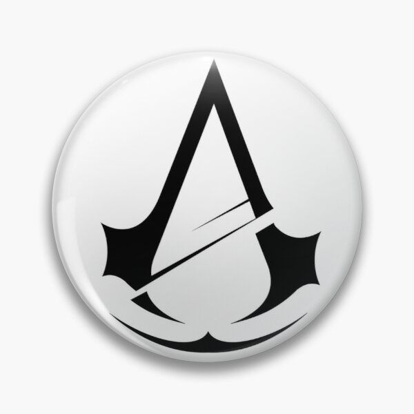 Assassins Creed Pins And Buttons In 2020 Assassins Creed Symbol Assassins Creed Assassins Creed Black Flag