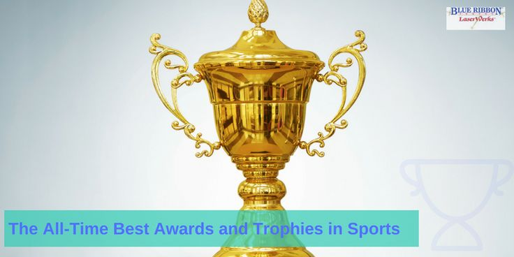 Have a look at the world's most prestigious sports trophies. #trophy #sports