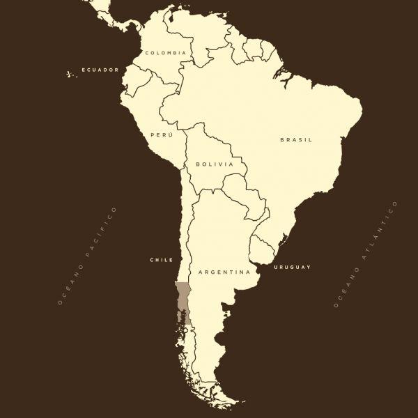 Chile antes de Chile   Zona Sur