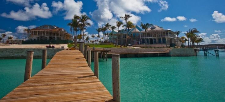 Marina Village @ Baker's Bay, Bahamas
