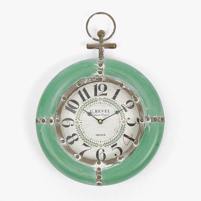 Relógio Marinheiro Verde | A Loja do Gato Preto | #alojadogatopreto | #shoponline | referência 107864844