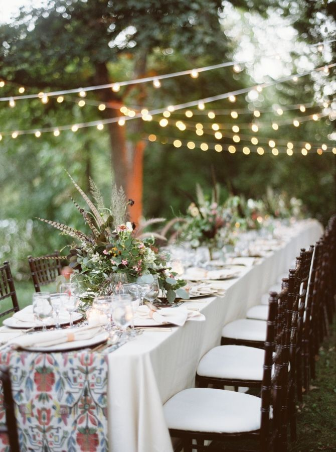 This Creative Wedding Workshop is All Glamped