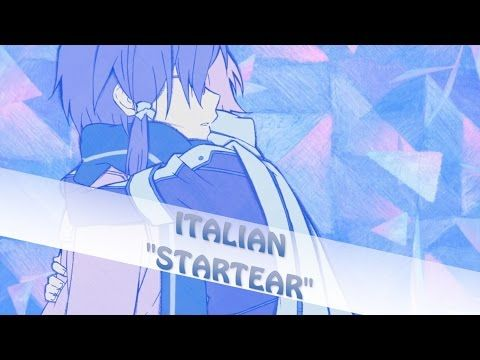 【Startear】Sword Art Online 2 [Ending 1] ~Italian Version~ - YouTube