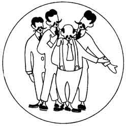 c7b10259e06f77f46b3b3c5f800041cc 13 best images about barbershop quartet on pinterest barber shop on avery 5216 template