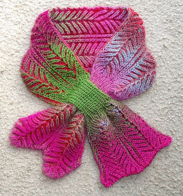 Rodekool 002 by shbknits #knit # free_pattern