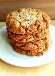 Peanut Butter Coconut Cookies 6 pack $15 12 pack $30  24 pack $50 thesmoothiebar.ca