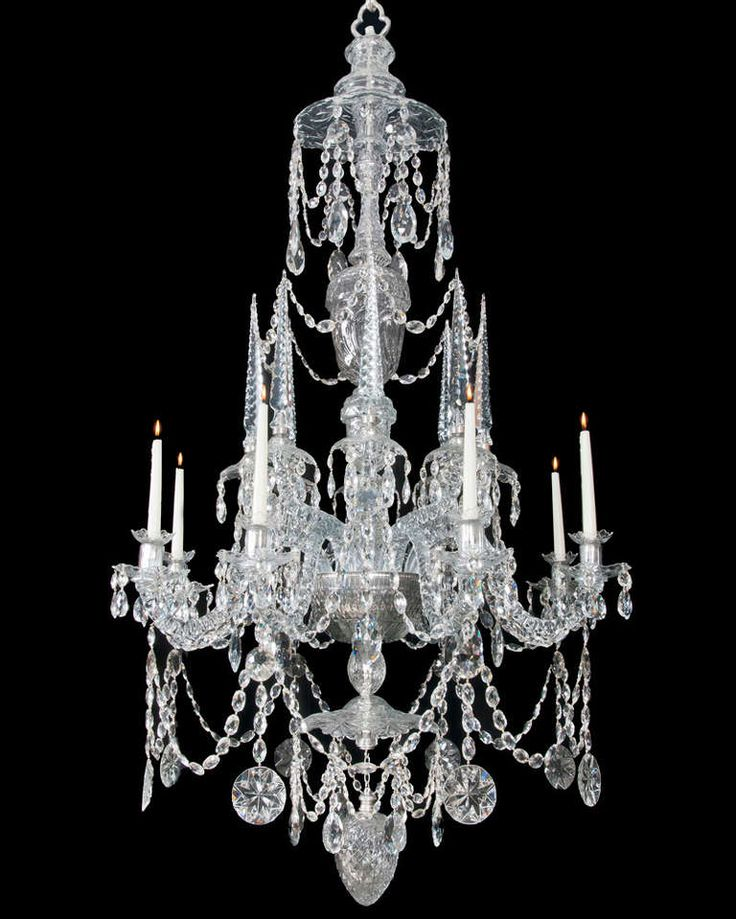 17 best images about fantasic lighting on pinterest modern crystal chandeliers polished - Unique crystal chandeliers ...
