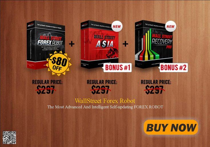 WallStreet Forex Robot - The Most Advanced And Intelligent Self-updating FOREX ROBOT http://32755366wgg1bu4by31nghvrc1.hop.clickbank.net/?tid=ATKNP1023
