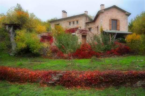 House in Mountain Pelion, by Dimitris Philippitzis