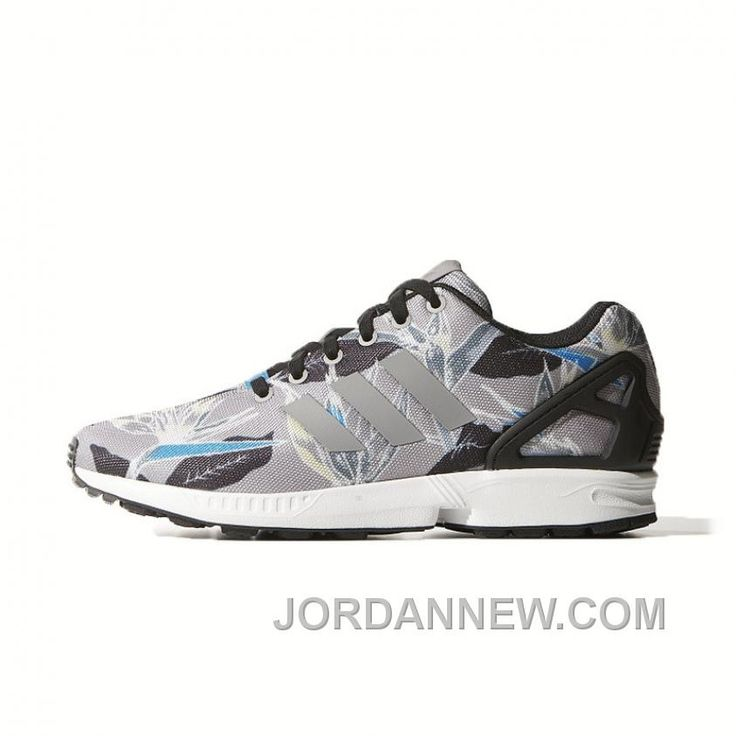 http://www.jordannew.com/adidas-zx-flux-men-flora-grey-blue-discount.html ADIDAS ZX FLUX MEN FLORA GREY BLUE DISCOUNT Only 73.60€ , Free Shipping!