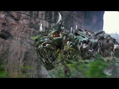"""""""Transformers 4: La Era de la Extinción"""" - Trailer Oficial Español - estreno 2014"""