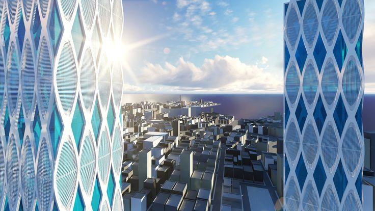 Urban Design Project City P